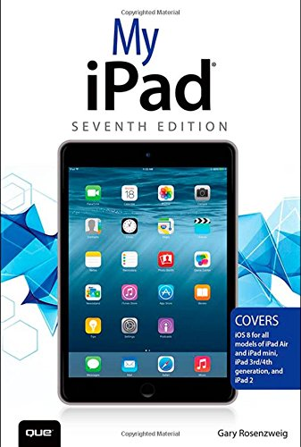 My IPad  7th 2015 edition cover