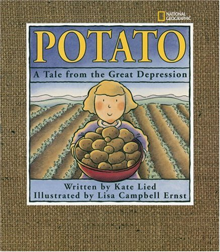 Potato A Tale from the Great Depression  2002 edition cover