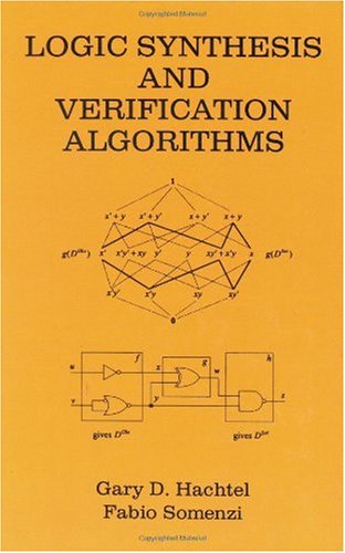 Logic Synthesis and Verification Algorithms   1996 edition cover