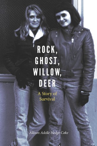 Rock, Ghost, Willow, Deer A Story of Survival  2014 edition cover