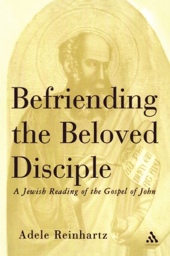 Befriending the Beloved Disciple A Jewish Reading of the Gospel of John N/A edition cover