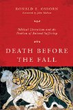 Death Before the Fall Biblical Literalism and the Problem of Animal Suffering  2014 edition cover