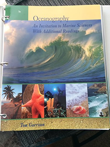 Acp Oceanography - Tcc  7th 9781133272465 Front Cover