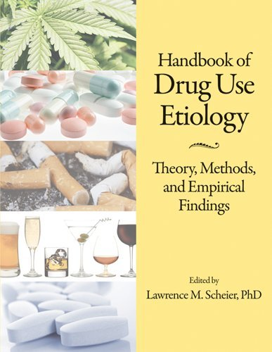 Handbook of Drug Use Etiology Theory, Methods, and Empirical Findings  2010 edition cover