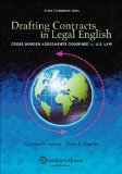 Drafting Contracts in Legal English: Cross-border Agreements Governed by U.s. Law  2013 edition cover