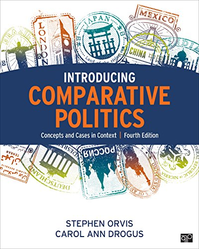 Introducing Comparative Politics Concepts and Cases in Context 4th 2018 (Revised) 9781506375465 Front Cover