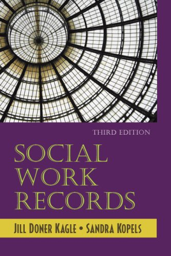 Social Work Records  3rd 2008 edition cover