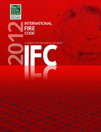 2012 International Fire Code   2011 edition cover