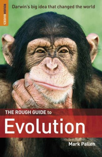 Rough Guide to Evolution   2009 edition cover