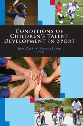 Conditions of Children's Talent Development in Sport  4th 2013 edition cover