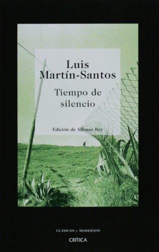 TIEMPO DE SILENCIO N/A edition cover