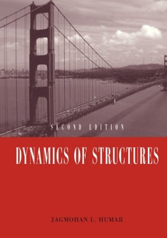 Dynamics of Structures  2nd 2002 (Revised) edition cover