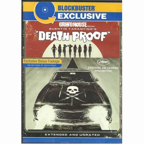 "Grindhouse Presents ""Death Proof"" System.Collections.Generic.List`1[System.String] artwork"