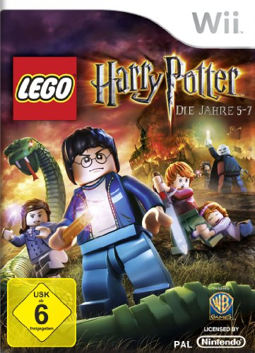 Warner Games LEGO Harry Potter Die Jahre 5-7 - Nintendo Wii Nintendo Wii artwork