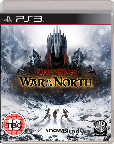 Lord of the Rings: War in the North (PS3) by Warner Bros. Interactive PlayStation 3 artwork