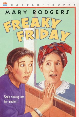 Freaky Friday   1972 (Reprint) edition cover