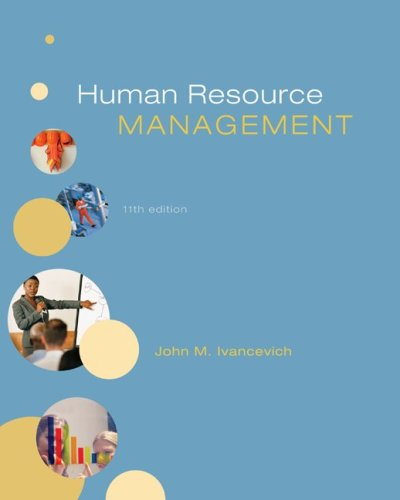 Human Resource Management  11th 2010 (Revised) edition cover