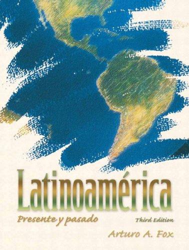 Latinoamerica Presente y Pasado 3rd 2007 edition cover