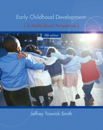 Early Childhood Development A Multicultural Perspective 5th 2010 edition cover