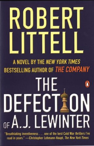 Defection of A. J. Lewinter   2003 edition cover