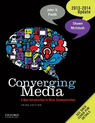 Converging Media A New Introduction to Mass Communication 3rd (Revised) edition cover