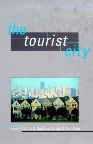 Tourist City   1999 edition cover