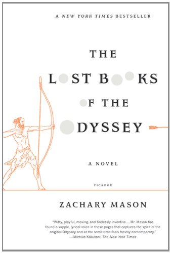 Lost Books of the Odyssey  N/A edition cover