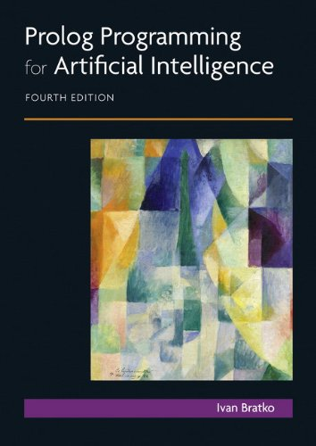 Prolog Programming for Artificial Intelligence  4th 2012 (Revised) edition cover