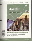 Statistics for Business and Economics: Student Value Edition  2012 edition cover