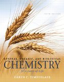 General, Organic, and Biological Chemistry: Structures of Life  2015 9780321967466 Front Cover