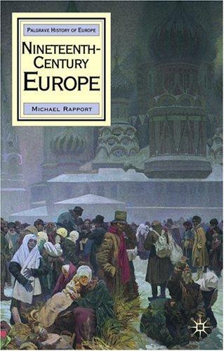 Nineteenth Century Europe   2005 edition cover