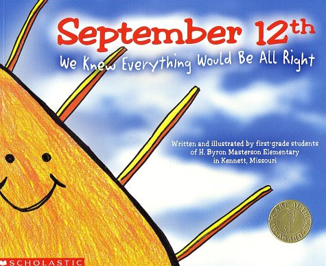 September 12th We Knew We Would Be All Right  2002 edition cover