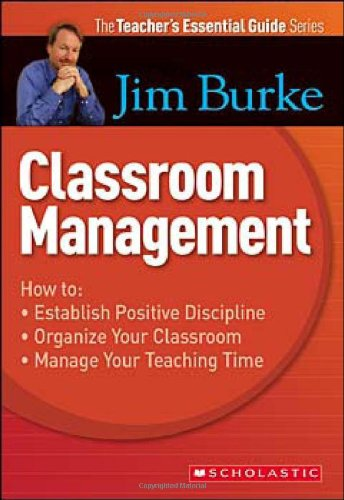 Classroom Management   2008 edition cover