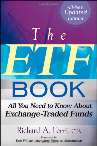 ETF Book All You Need to Know about Exchange-Traded Funds  2009 edition cover
