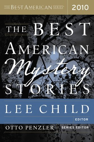 Best American Mystery Stories 2010   2010 9780547237466 Front Cover
