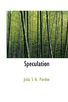 Speculation:   2008 edition cover