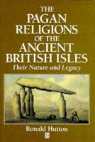 Pagan Religions of the Ancient British Isles Their Nature and Legacy  1993 edition cover