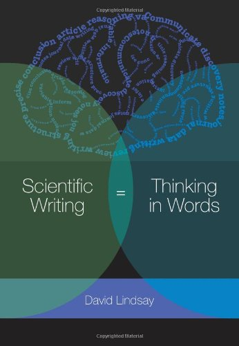 Scientific Writing = Thinking in Words   2011 edition cover