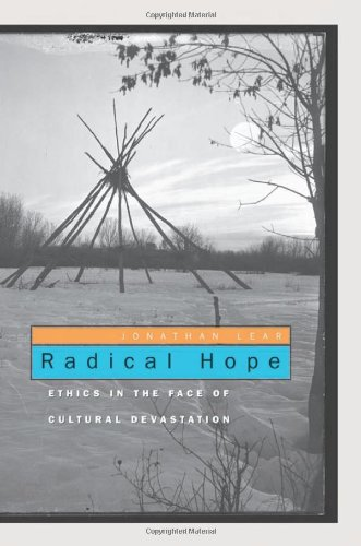 Radical Hope Ethics in the Face of Cultural Devastation  2006 edition cover