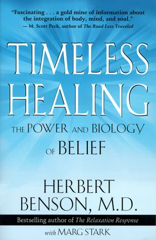 Timeless Healing   1997 edition cover