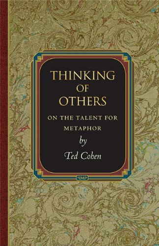 Thinking of Others On the Talent for Metaphor  2008 edition cover