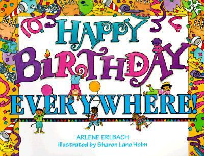 Happy Birthday, Everywhere!  N/A edition cover
