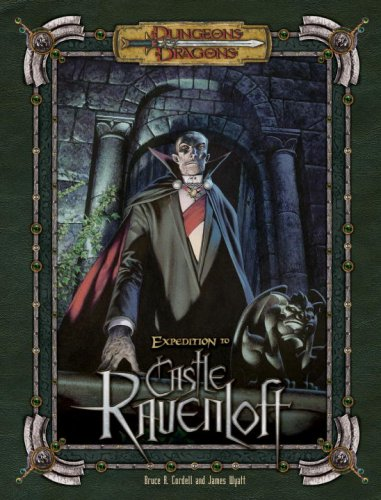 Expedition to Castle Ravenloft N/A 9780786939466 Front Cover
