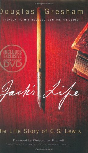 Jack's Life A Memory of C. S Lewis  2005 edition cover