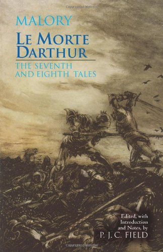 Morte Darthur The Seventh and Eighth Tales  2008 edition cover