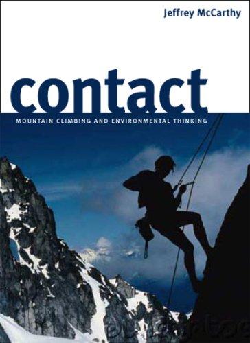 Contact Mountain Climbing and Environmental Thinking  2008 edition cover