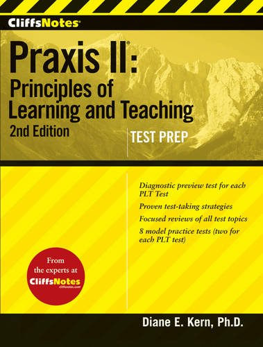 Praxis II Principles of Learning and Teaching 2nd 2012 edition cover