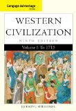 Western Civilization - to 1715:   2014 edition cover
