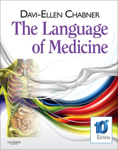 Language of Medicine  10th 2014 9781455728466 Front Cover
