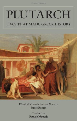Lives That Made Greek History   2012 edition cover